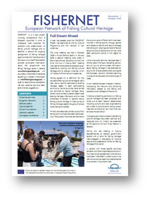 Fishernet newsletter Oct2009